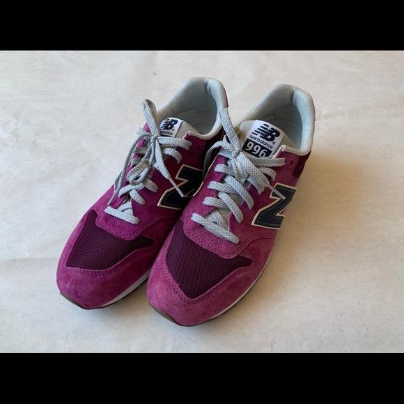 pretty nice 22192 3ec9a New balance 996 japan purple size 8.5